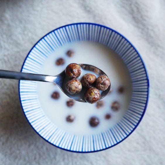 comamos cereal juntos